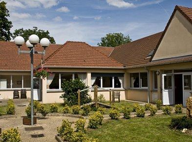 Etablissement d'Hébergement pour Personnes Agées Dépendantes - 77240 - Cesson - Korian Le Parc aux Chênes