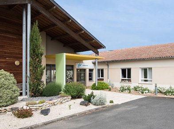 Etablissement d'Hébergement pour Personnes Agées Dépendantes - 86120 - Les Trois-Moutiers - Korian Les Trois Chemins