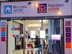 Maintien ADOM - 92140 - Clamart