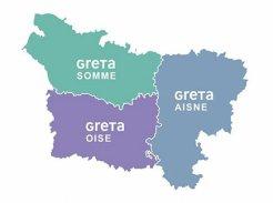 Réseau des Greta Aisne Oise Somme, GIP Forinval - 80000 - Amiens
