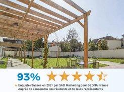 Etablissement d'Hébergement pour Personnes Agées Dépendantes - 33800 - Bordeaux - Résidence La Canopée