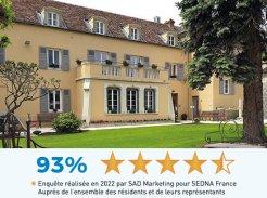 Résidence Notre-Dame de Marloux - 71640 - Mellecey
