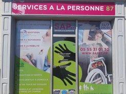 SAP 87 - Services A la Personne 87 - 87000 - Limoges