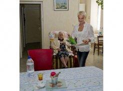 Service de Maintien à Domicile - SSIAD - CCAS de Saintes - 17100 - Saintes