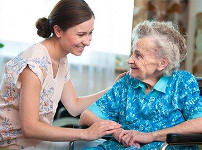 Services d'Aide et de Maintien à Domicile - 33600 - Pessac - Soins Santé Domicile - SPASAD - Aide et accompagnement à domicile