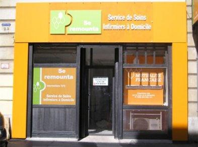 Services de Soins A Domicile - 13006 - Marseille 06 - SSIAD Se Remounta